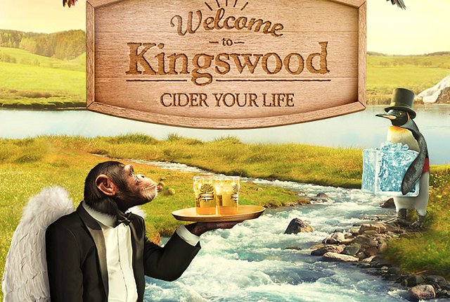 Apple Cider ( Kingswood ) 330ml
