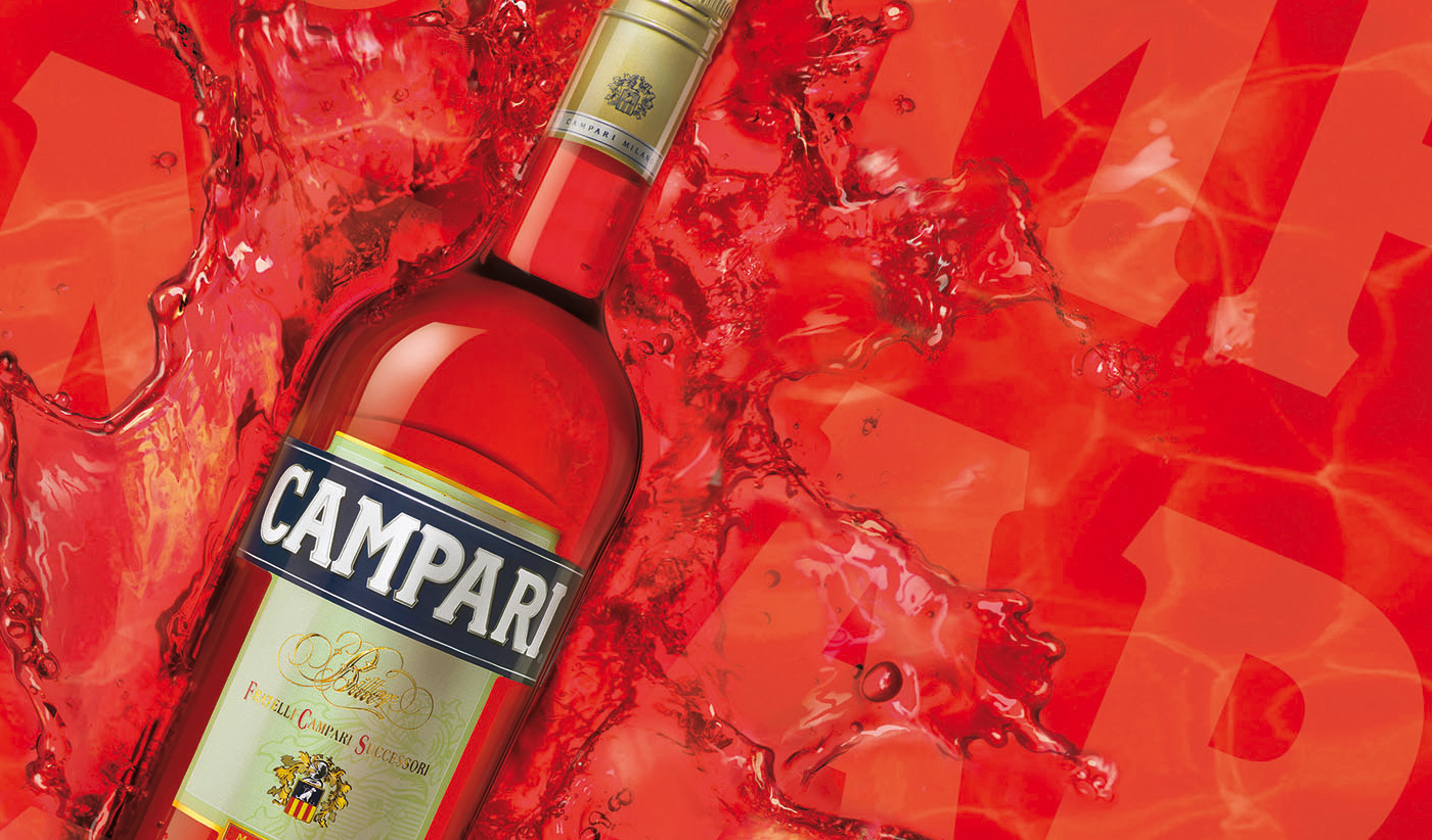 Campari Bitter 4cl