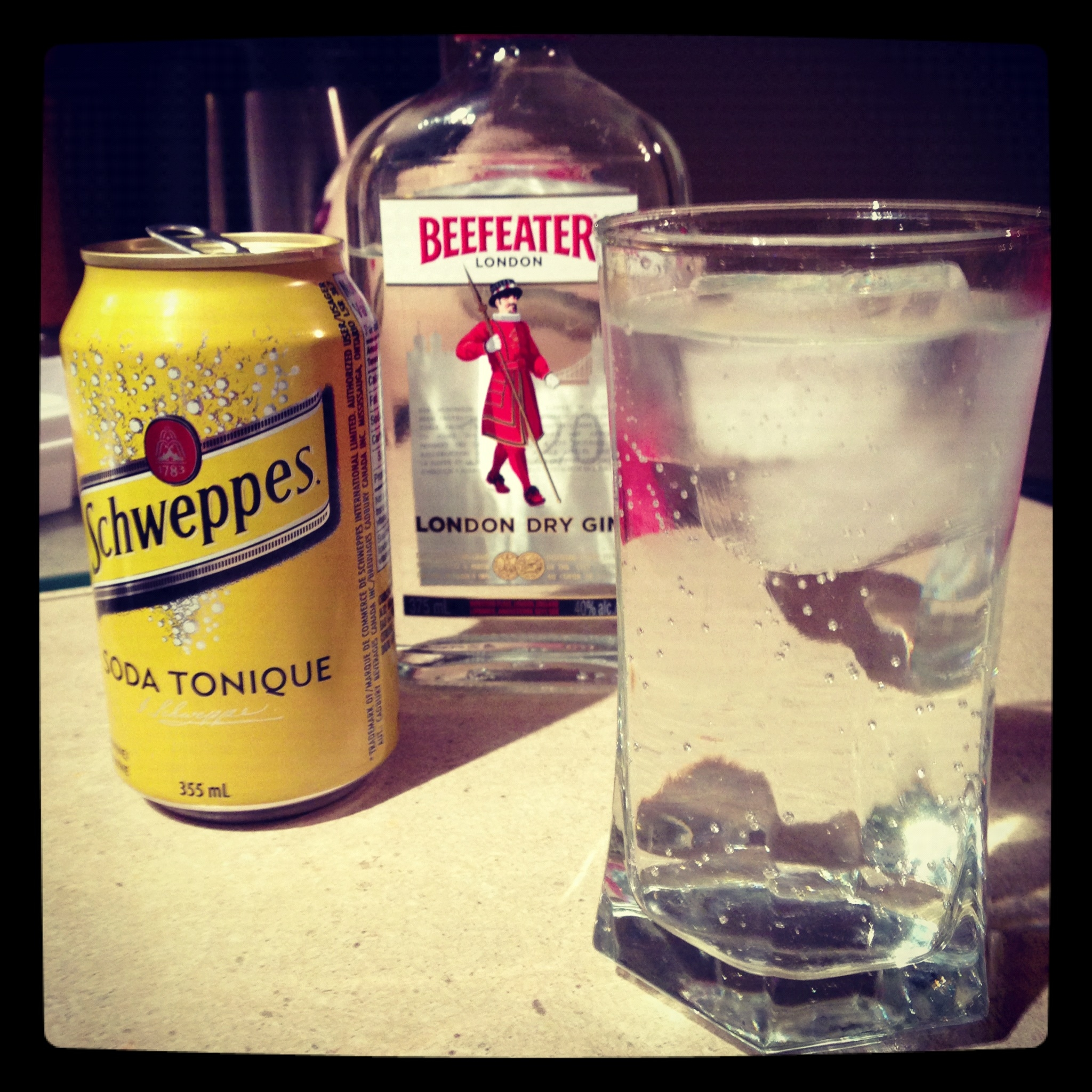 Beefeater + Tonic